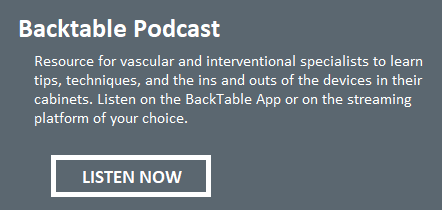 Backtable Podcast