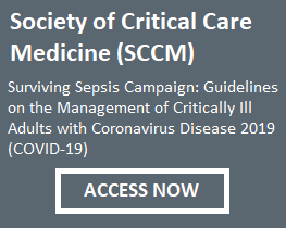 SCCM Surviving Sepsis Campaign