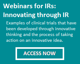 Innovating through IR