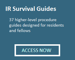 IR survival guides