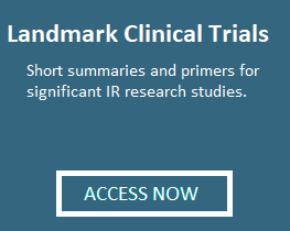Landmark clinical trials